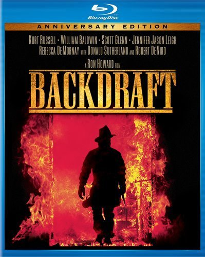 Backdraft Backdraft Blu Ray Ws Anniv. Ed. R