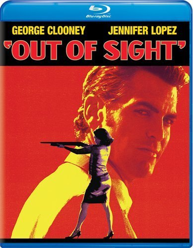 Out Of Sight Clooney Lopez Blu Ray Ws R