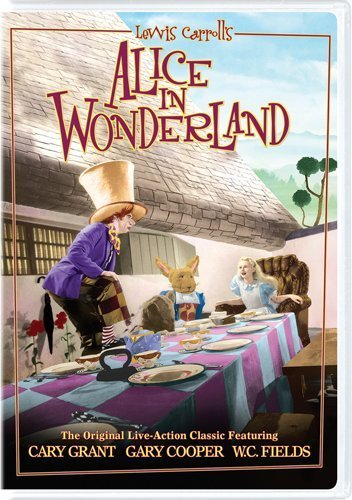 Alice In Wonderland (1933) Grant Cooper Fields Henry Nr