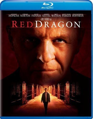 Red Dragon Hopkins Norton Fiennes Blu Ray Ws R