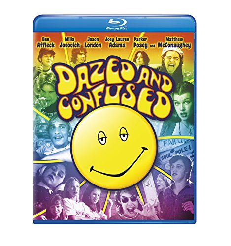 Dazed & Confused London Wiggins Jenson Cochrane Blu Ray R