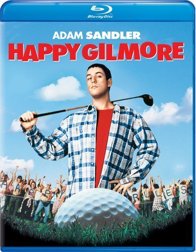 Happy Gilmore Sandler Mcdonald Blu Ray Ws Pg13
