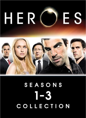 Heroes Seasons 1 3 Nr 17 DVD