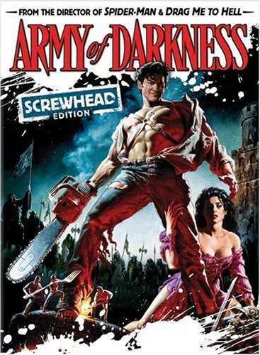 Army Of Darkness Campbell Davidtz DVD R