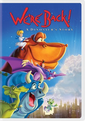 We're Back Dinosaurs Story We're Back Dinosaurs Story DVD Nr