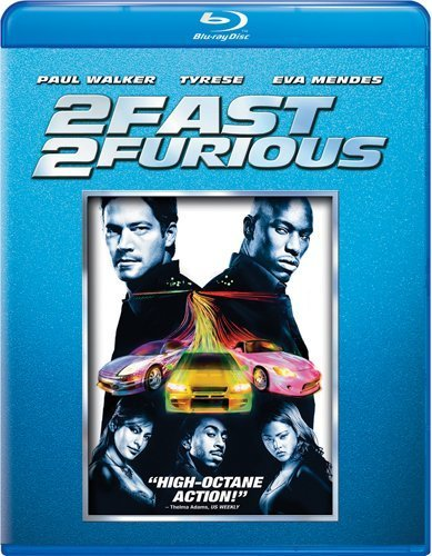 2 Fast 2 Furious 2 Fast 2 Furious Blu Ray Ws Pg13