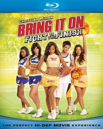 Bring It On Fight To The Finis Milian Christina Blu Ray Ws Pg13