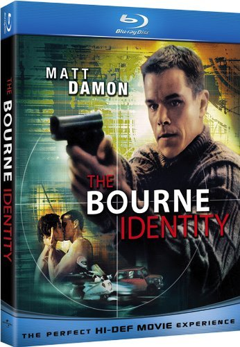 Bourne Identity (2002) Damon Potente Stiles Cooper Co