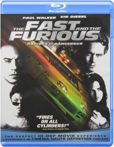 Fast & The Furious Fast & The Furious Blu Ray Ws Nr