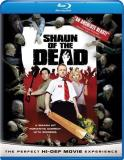 Shaun Of The Dead Pegg Frost Blu Ray R