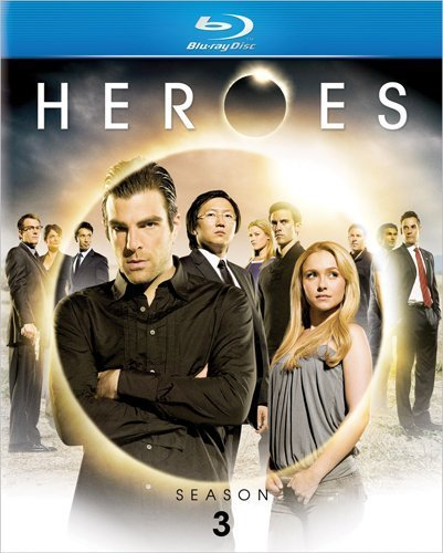 Heroes Heroes Season 3 Blu Ray Ws Season 3