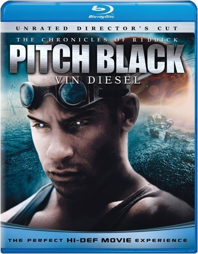 Pitch Black Pitch Black Blu Ray Ws Pg13
