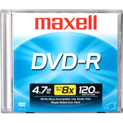 DVD R4.7 Single DVD (minus)