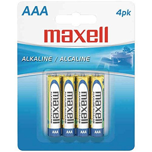 Batteries Aaa Alkaline 4pk 20