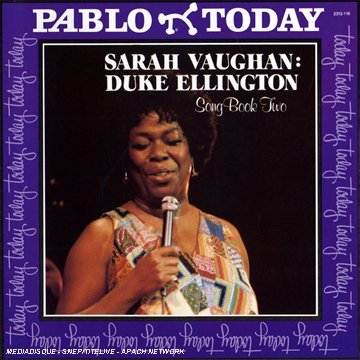 Sarah Vaughan Duke Ellington Songbook No. 2
