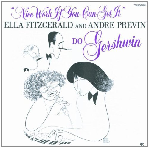 Fitzgerald Previn Nice Work If You Can Get It CD R