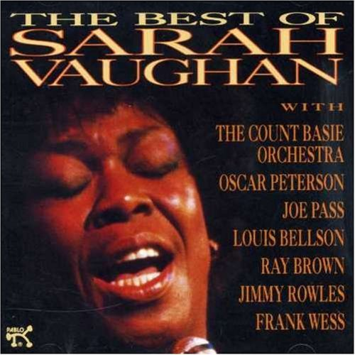 Sarah Vaughan Best Of Sarah Vaughan