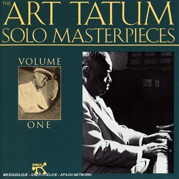 Art Tatum Vol. 1 Solo Masterpieces CD R
