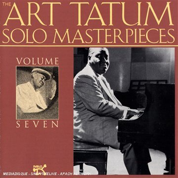 Art Tatum Vol. 7 Solo Masterpieces CD R
