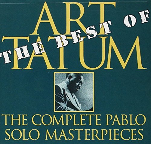 Art Tatum Best Of The Pablo Solo Masterp