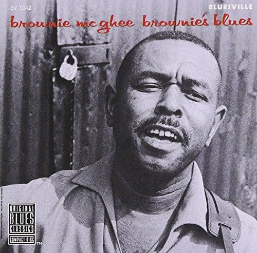 Brownie Mcghee Brownie's Blues CD R