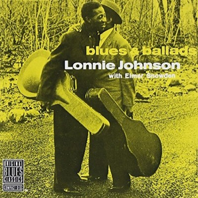 Johnson Snowden Blues & Ballads