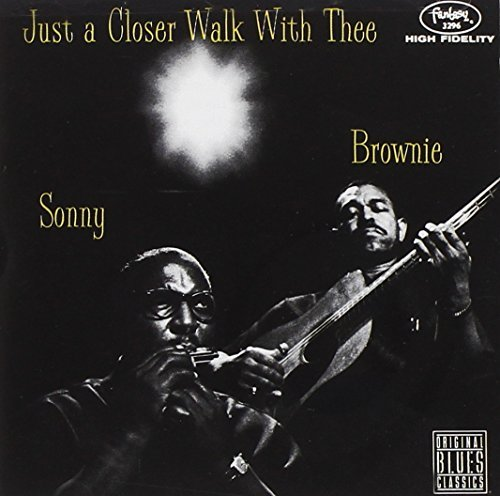 Terry Mcghee Just A Closer Walk With Thee CD R