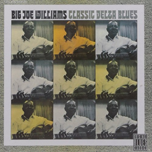 Big Joe Williams & Friends Classic Delta Blues