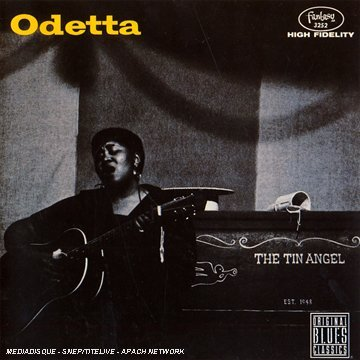 Odetta & Larry Tin Angel