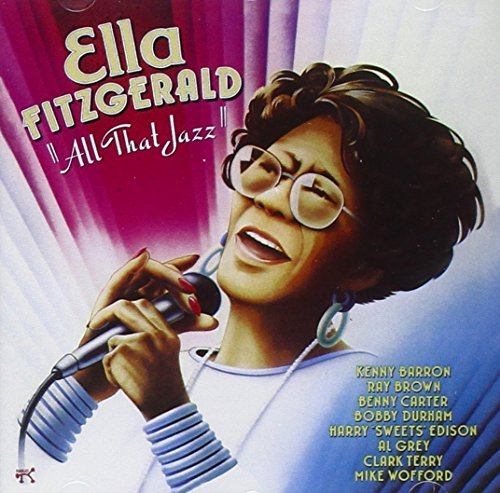 Ella Fitzgerald All That Jazz CD R