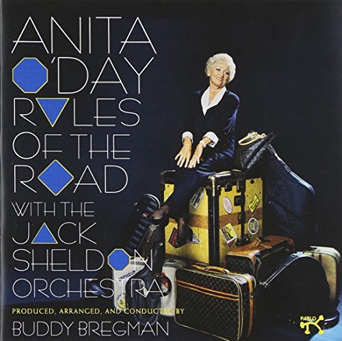 Anita O'day Rules Of The Road CD R