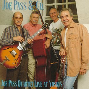 Joe Pass Live At Yoshi's