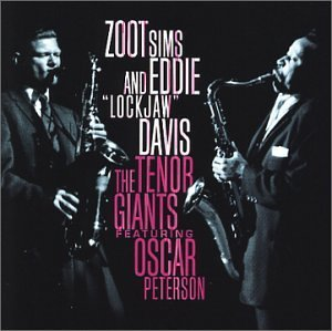 Sims Davis Tenor Giants Feat. Oscar Peterson