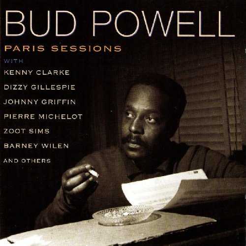 Bud Powell Paris Sessions CD R