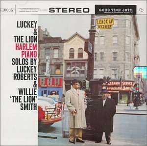 Roberts Smith Luckey & The Lion Harlem Piano