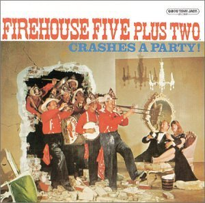 Firehouse Five Plus Two Crashes A Party!