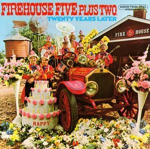 Firehouse Five Plus Two 20 Years Later CD R