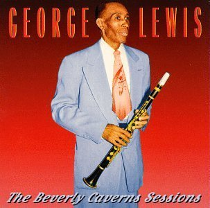 George Lewis At Beverly Caverns