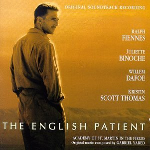 Gabriel Yared English Patient Music By Gabriel Yared