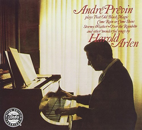 Andre Previn Plays Songs By Harold