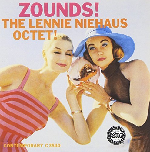 Lennie Niehaus Zounds! CD R