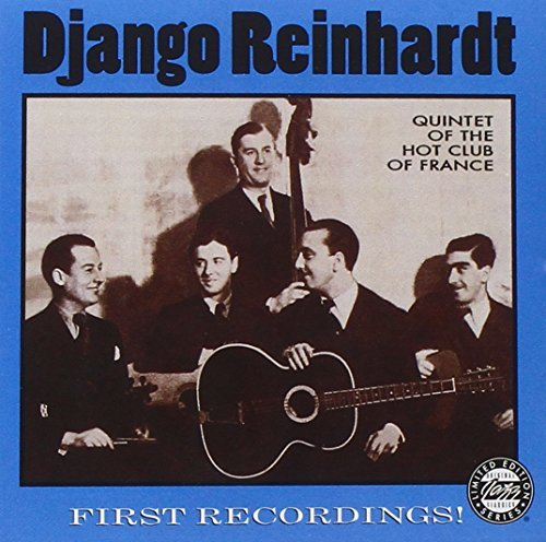 Reinhardt Quintet Of The Hot C First Recordings!
