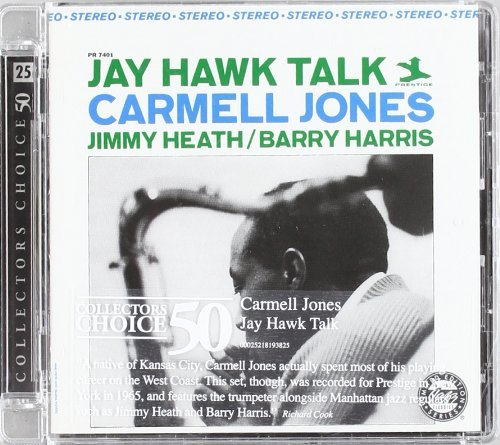 Carmell Jones Jay Hawk Talk