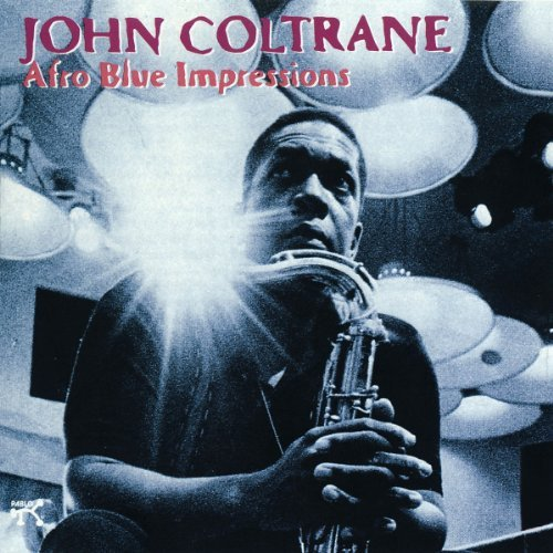 Coltrane John Afro Blue Impressions 2 CD Set