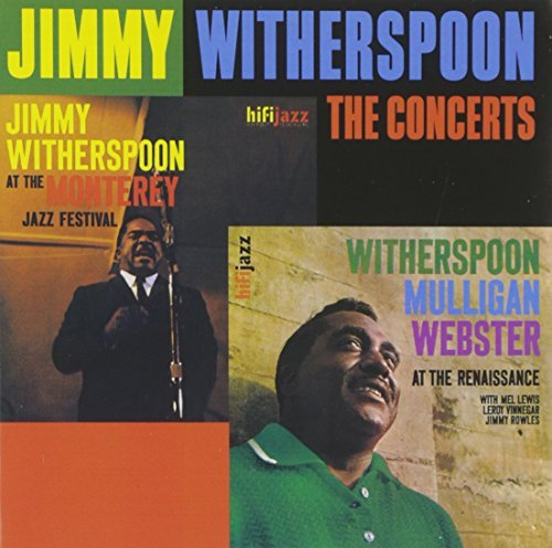 Jimmy Witherspoon Spoon Concerts