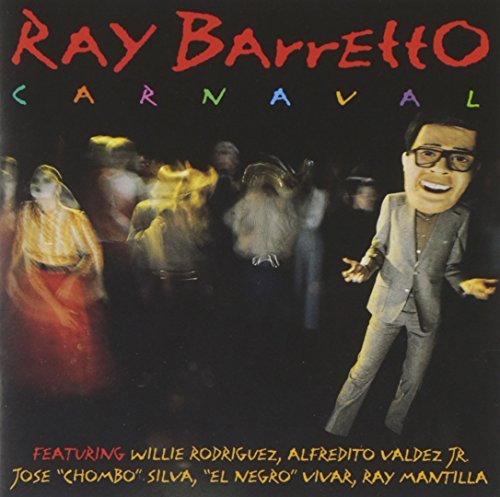 Ray Barretto Carnaval CD R