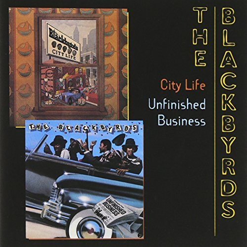 Blackbyrds City Life Unfinished Business 2 On 1