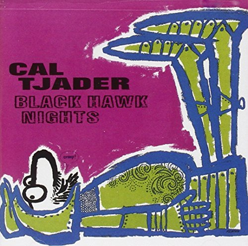 Cal Tjader Black Hawk Nights