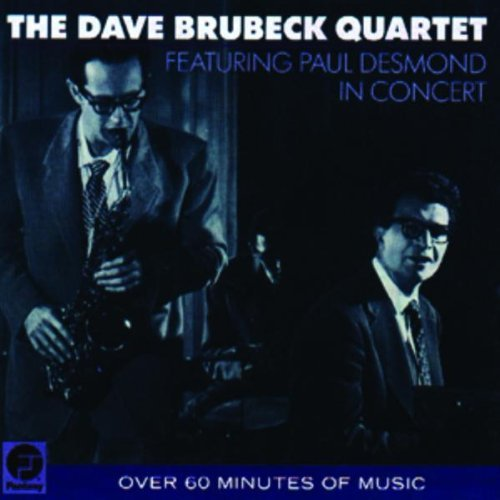 Brubeck Desmond In Concert CD R