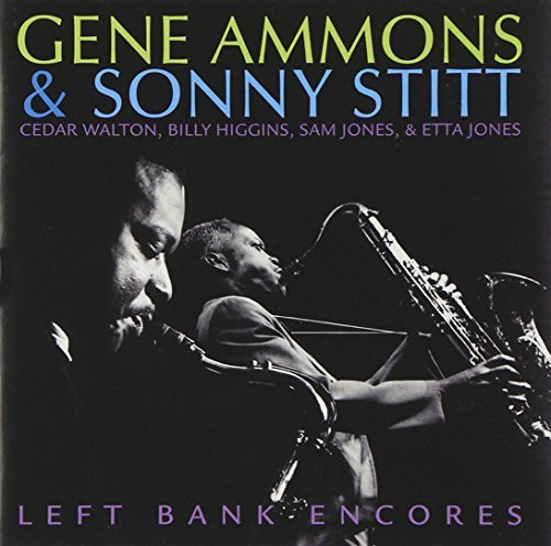 Ammons Stitt Left Bank Encores